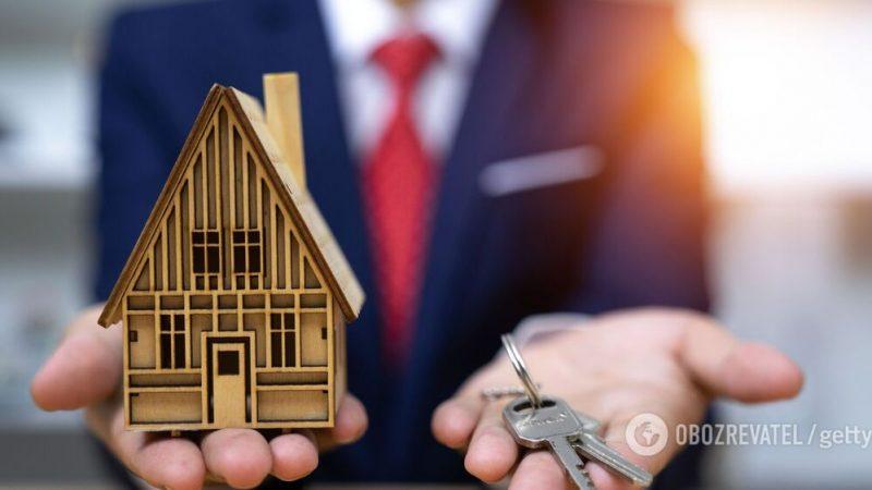 Активность на рынке недвижимости Украины спала – Минюст